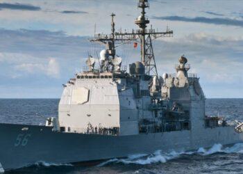 EEUU envía su buque a Cabo Verde en una misión contra Venezuela