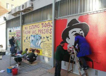 Apoyo mutuo para cambiar la sociedad en el segundo día de las Jornadas libertarias de CGT València