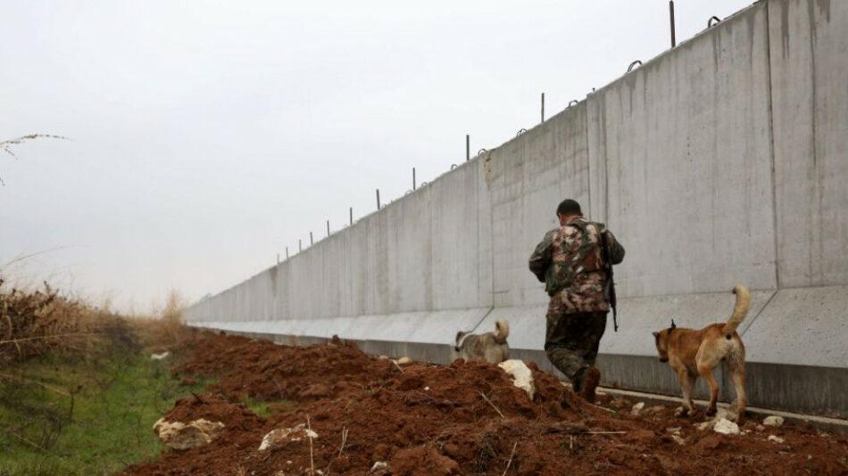Turquía: uno de los países que levanta muros para separar pueblos y culturas