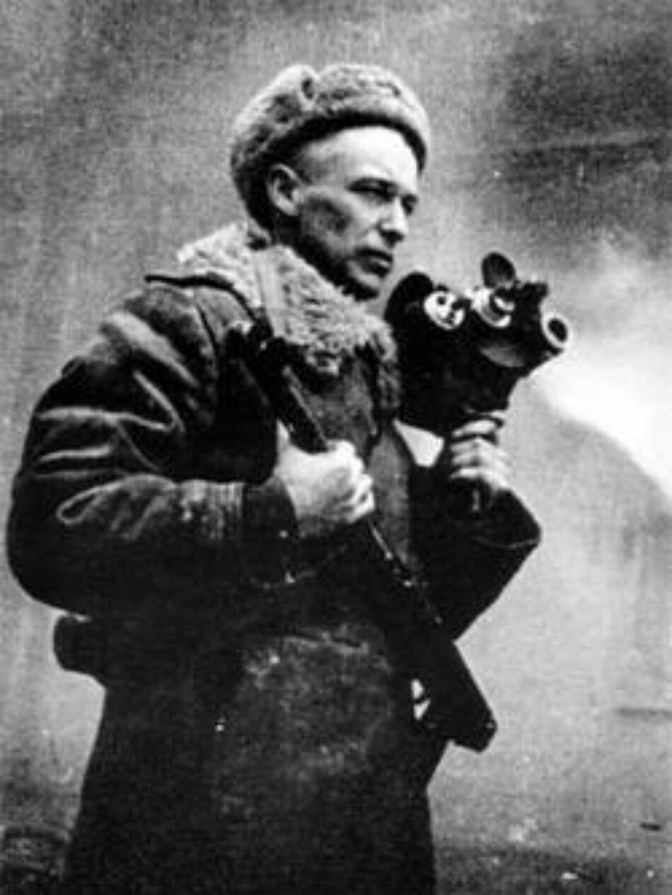 Corresponsales de prensa y asesores militares soviéticos en la guerra de España (1936-1939)