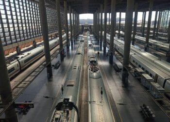 ADIF retrasa la instalación de pantallas acústicas en el entorno de la estación de Atocha hasta el verano de 2021