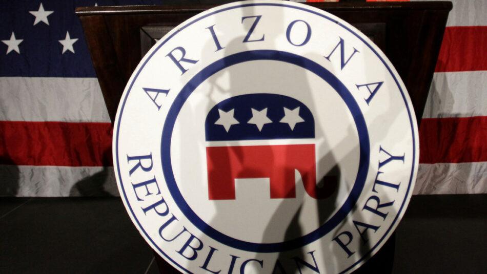 El Partido Republicano de Arizona pregunta a sus seguidores si están dispuestos a morir para impedir la derrota de Trump