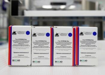 La efectividad de la vacuna rusa Sputnik V aumenta a un 96,2 % tras la segunda dosis