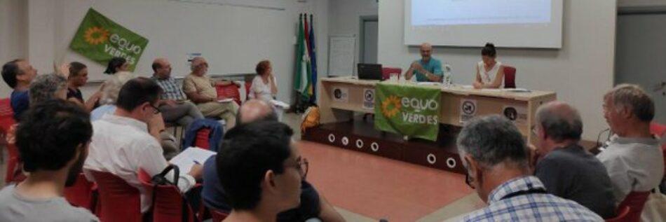 Verdes Equo Andalucía inicia el proceso hacia su V Asamblea