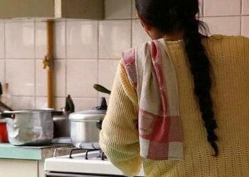 El trabajo doméstico y de cuidados está aumentando y lo hace aún más en Navidad