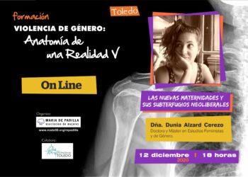 """V jornada de formación """"Violencia de género: anatomia de una realidad"""", organizada por la Asociación de Mujeres """"María de Padilla"""""""