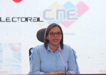 La coalición del PSUV se proclama ganadora de las legislativas venezolanas con el 67,6% de los votos