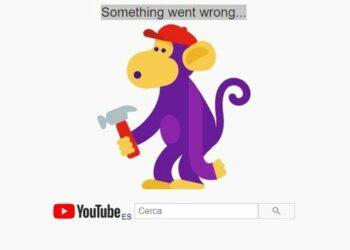 Caída en todo el mundo de todos los servicios de Google, incluidos Gmail y Youtube