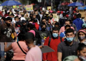 Ciudad de México suspende las actividades públicas por el nuevo brote de COVID-19