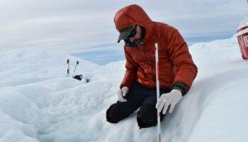 """Marco Tedesco, profesor de la Universidad de Columbia e investigador de la NASA: """"El Ártico tal y como lo conocemos va a desaparecer"""""""