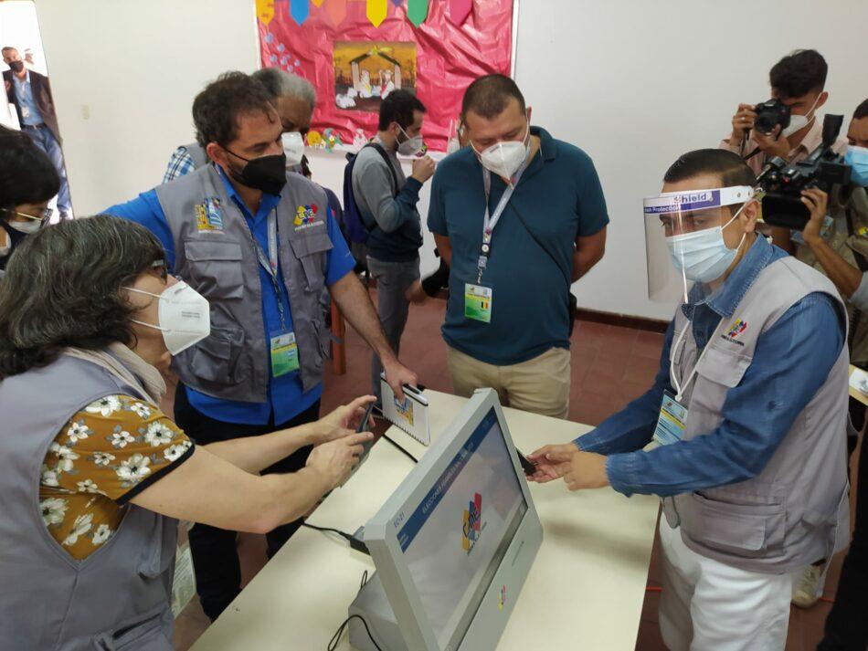 IU pide al Gobierno español y a la Unión Europea que reconozcan los resultados democráticos tras las elecciones en Venezuela