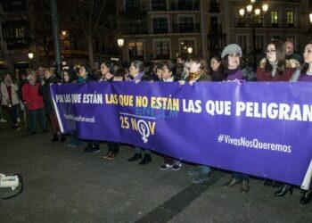 Plataforma 8M Toledo: «el fuerte aumento de los delitos contra la libertad sexual necesita que se tomen medidas urgentes»