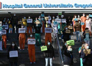 Ante los traslados forzosos al Hospital Enfermera Isabel Zendal, interponen un requerimiento judicial por vulneración de la legislación