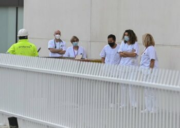 La Marea Blanca alerta «por uso engañoso del Hospital Isabel Zendal»