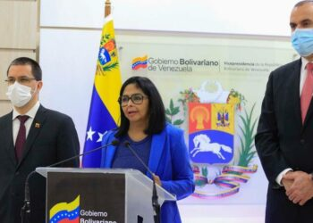 Gobierno Bolivariano solicita desbloqueo de recursos para la compra de la vacuna contra el COVID-19
