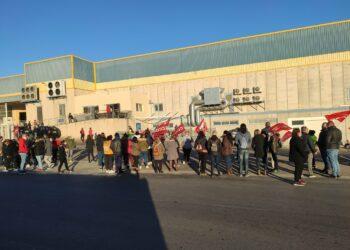 Concluye la huelga del manipulado almeriense con una enorme participación frente a agresiones y coacciones desde la parte empresarial