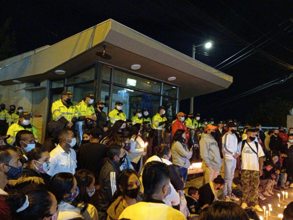 La muerte de un joven de 16 años a manos de la policía desata la indignación en Colombia