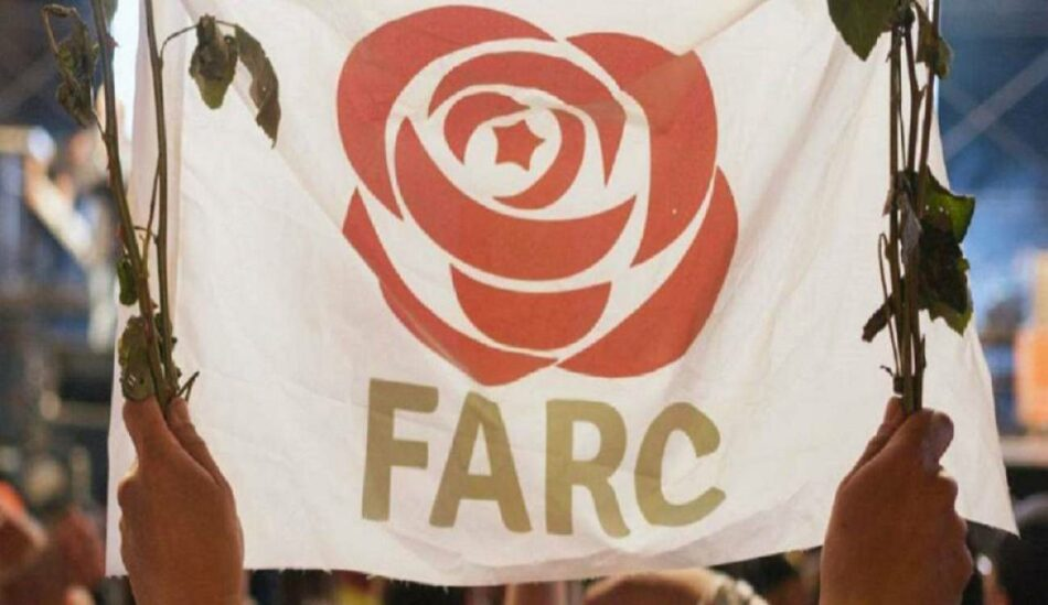 El partido FARC aboga por un reimpulso a los acuerdos de paz