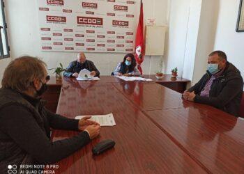 IU y CCOO harán frente común en defensa de los proyectos presentados para Jerez