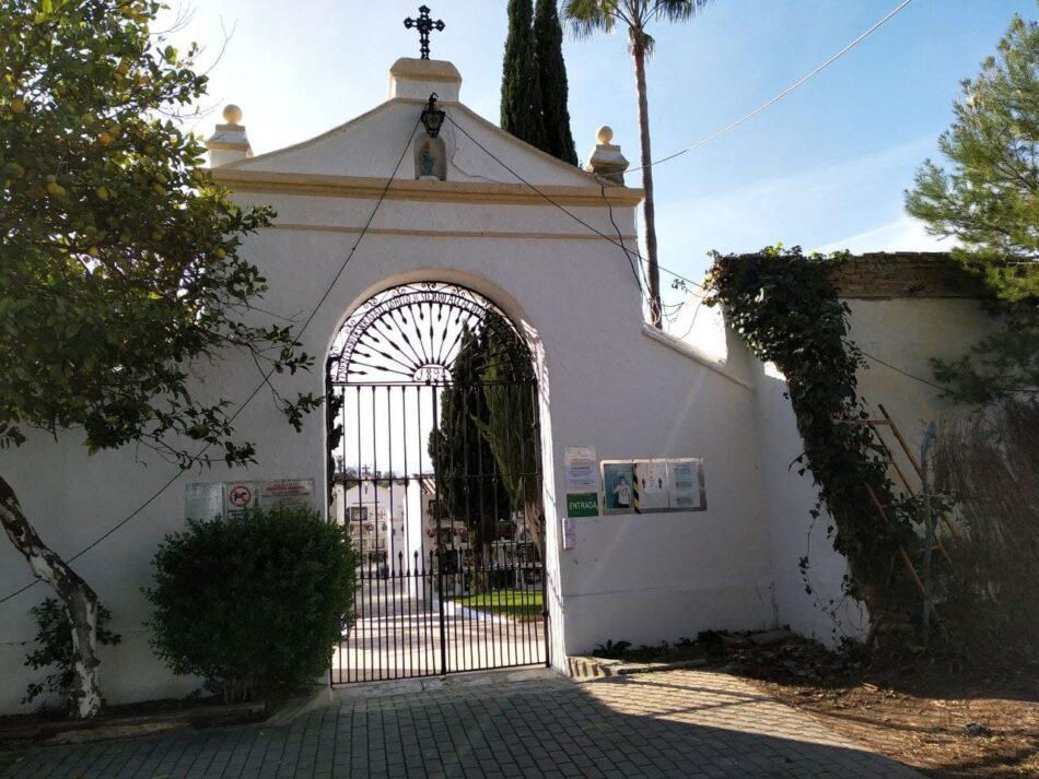 Adelante Cártama pide incluir el cementerio en el Inventario de Memoria Democrática y pregunta por los caminos rurales