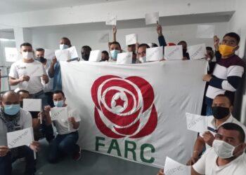 """Presos políticos Partido FARC: """"Solicitamos un pedido de carácter humanitario de la vacuna contra la COVID-19 al Gobierno de China"""""""
