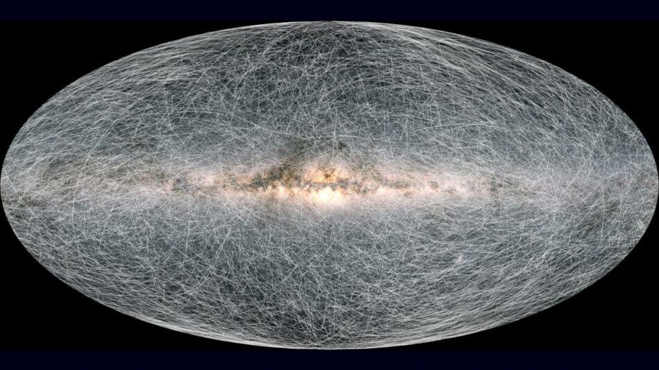 Gaia se adentra en los confines de la Vía Láctea y más allá