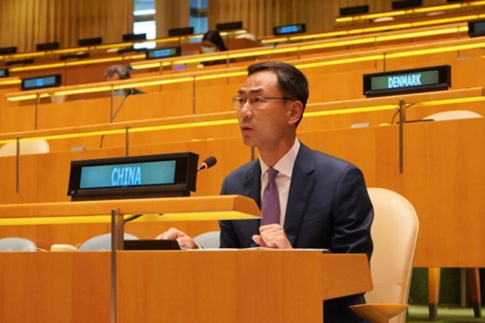 China urge a mantener el rol independiente del equipo de la ONU que persigue crímenes del ISIS