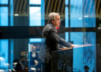 El Secretario General de Naciones Unidas pide a los líderes mundiales que declaren «el estado de emergencia climática»