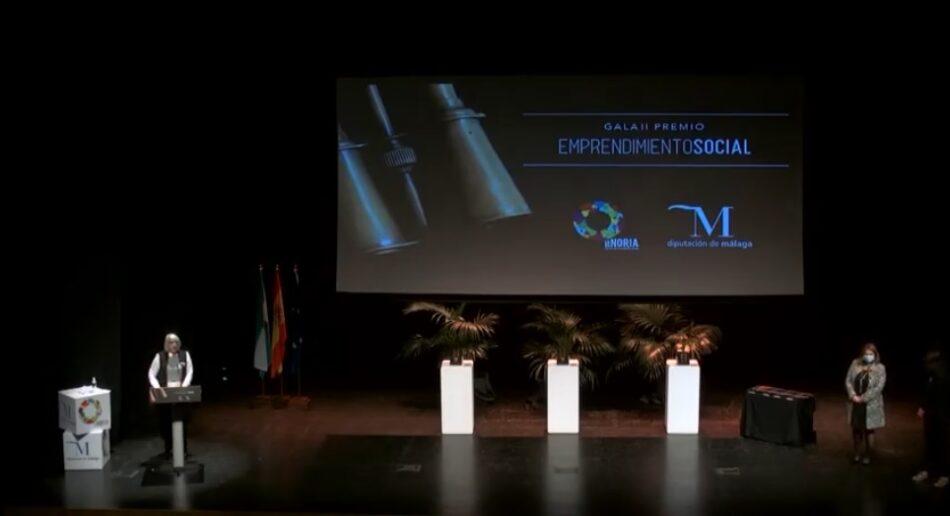 Un sistema para gestionar e impulsar los Objetivos de Desarrollo Sostenible, premiado por la II Gala de Emprendimiento Social en Málaga