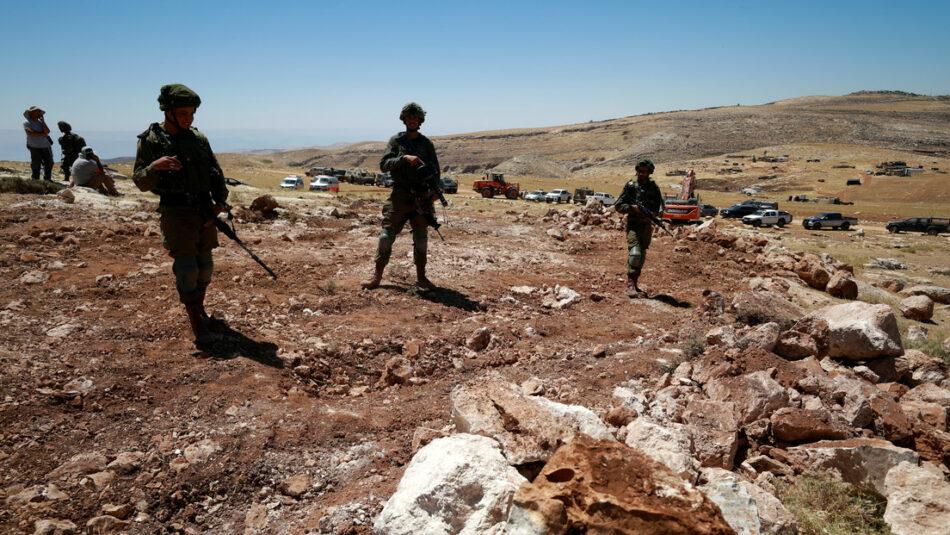 Soldados israelíes matan a un niño de 13 años durante la «dispersión de disturbios» en Palestina