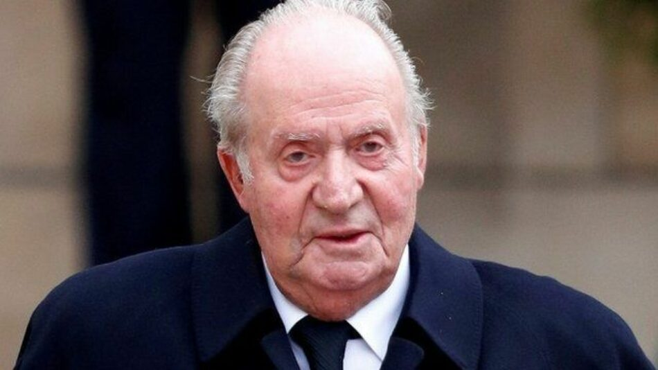 IU y PCE abonan los 12.000 euros de fianza que impuso el Supremo para ejercer la acusación antes de decidir si reabre la causa especial para investigar a Juan Carlos de Borbón