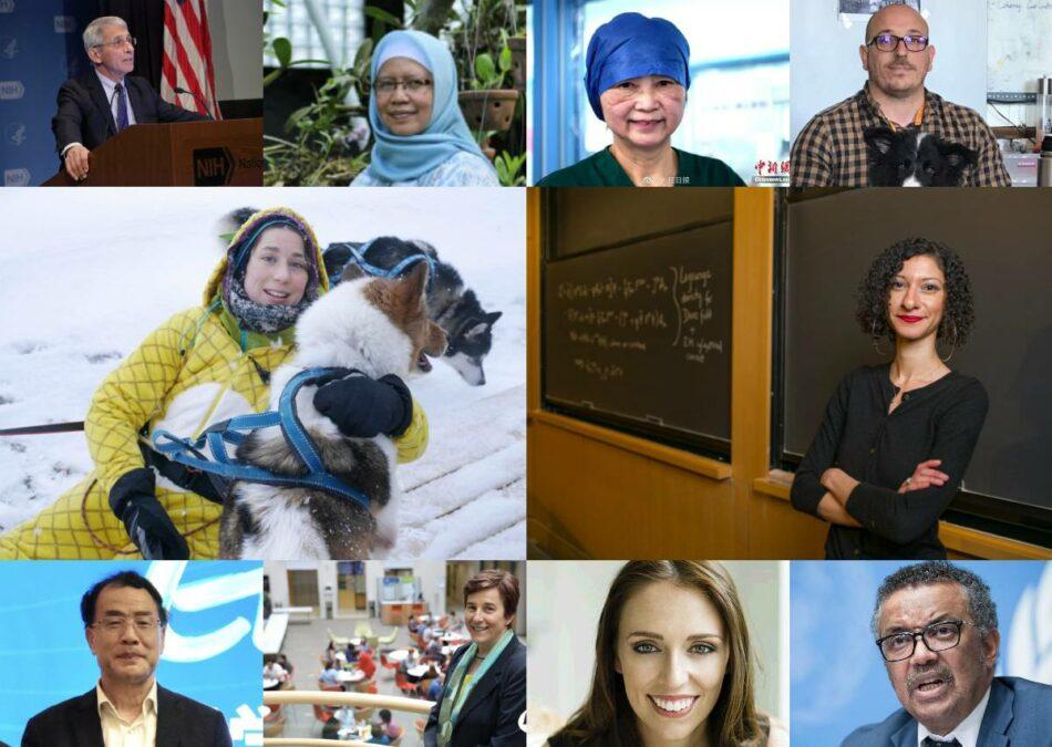 Las 10 personas más relevantes para la ciencia de 2020 según la revista 'Nature'