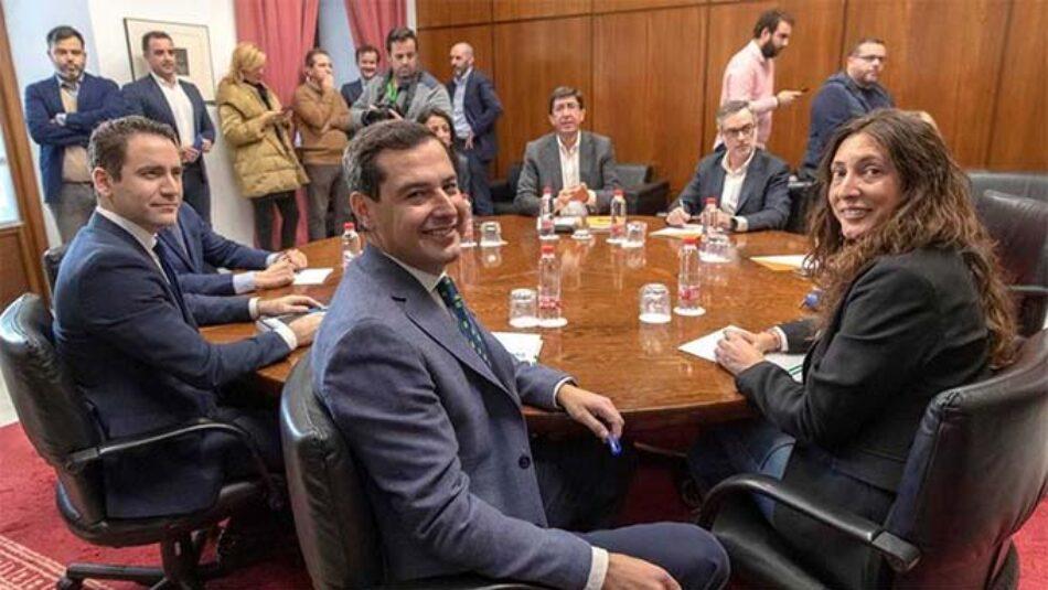 Critican el cinismo del Gobierno andaluz con una subasta de medicamentos que solo se ciñe a criterios exclusivamente económicos