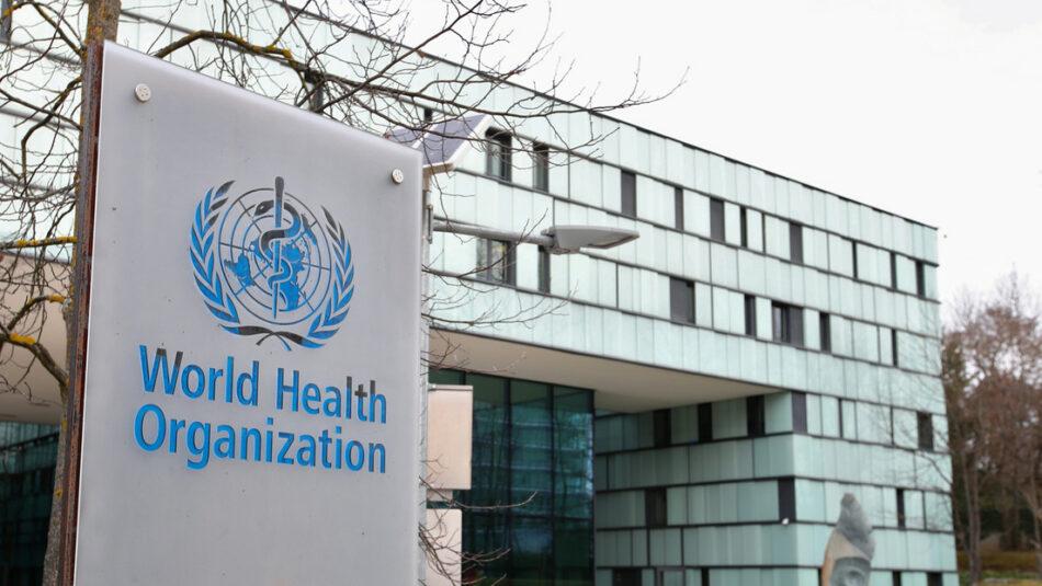 La OMS afirma «estar en estrecho contacto» con las autoridades del Reino Unido respecto a la nueva mutación del coronavirus