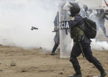 Nueva ola de protestas de agricultores en Perú deja tres muertos
