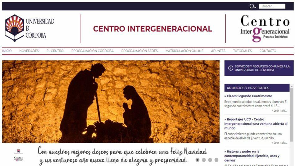 UNI Laica: «la Universidad de Córdoba envía postales confesionales por Navidad»