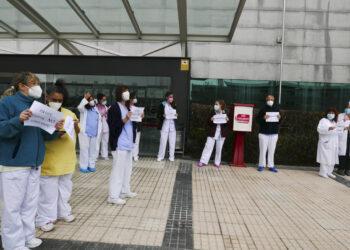 IU Majadahonda se opone al traslado forzoso de personal sanitario al hospital 'Isabel Zendal'