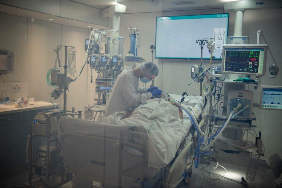 Radiografía de la primera ola de la pandemia de coronavirus en España