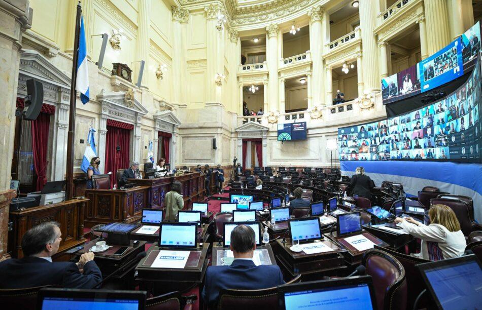 El Senado argentino aprueba un incremento fiscal a las grandes fortunas