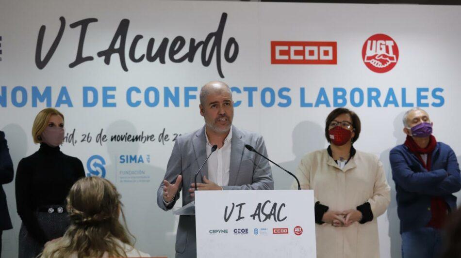 Unai Sordo anuncia que la negociación para prorrogar los ERTE comenzará el 8 de enero