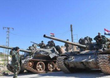 Siria se prepara para combatir frontalmente a tropas turcas en Al-Raqa