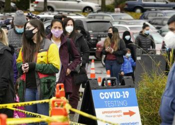 El mundo registra la mayor cifra de fallecidos por COVID-19 en un día este 1 de enero