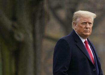 """Trump ve """"imposible"""" su derrota y convoca una protesta """"salvaje"""""""