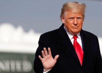 Trump arremete contra el Partido Republicano por «olvidarse de que los demócratas robaron las elecciones»