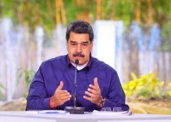 Maduro: «Si gana la oposición, dejaré la presidencia»