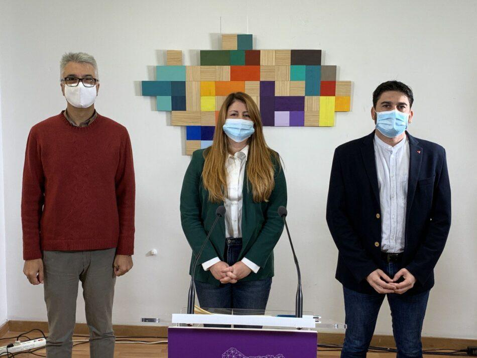 Podemos e IU tachan los presupuestos andaluces para la provincia de Sevilla de mediocres y conformistas