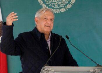 Pdte. de México llega a tercer año de gobierno con alta aceptación