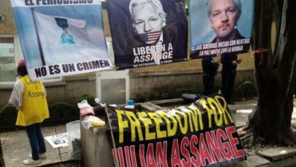 Julian Assange y el juicio del siglo en Reino Unido