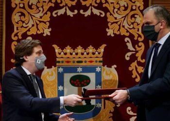 Los Presupuestos de Madrid para 2021 salen adelante tras aceptar PP-Cs 40 de las 43 enmiendas de Vox