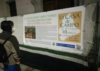 La Casa de Campo cumple diez años como Bien de Interés Cultural